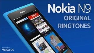 Nokia N9 Ringtones & Message Tones || MeeGo Smartphone