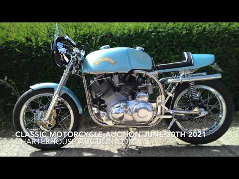 What is in the motorcycle auction on June 30th