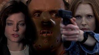 Ганнибал Лектер и Молчание ягнят. Лучшие триллеры 90-х