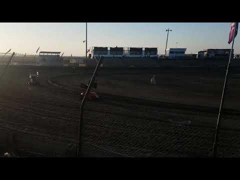 Lemoore Raceway Hot Laps-2 10/28/17