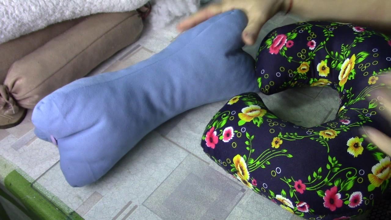 Как сшить дорожную подушку своими руками выкройки фото 683