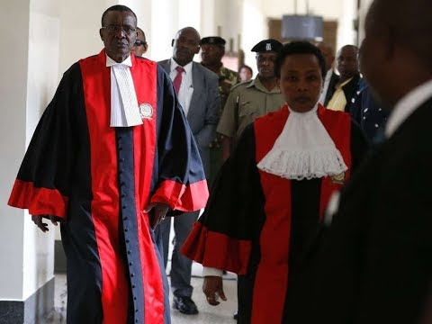 Chief Justice Maraga 'saves' Lawyers who had made late applications