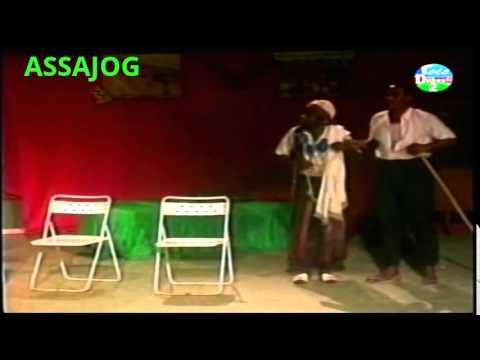 Djibouti: Sketch Abdi le parisien