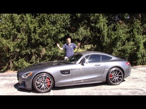 Thumbnail: The Mercedes-AMG GT S Is Ridiculously Underrated