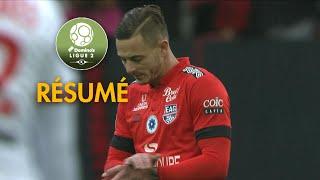 EA Guingamp - AC Ajaccio ( 1-1 ) - Résumé - (EAG - ACA) / 2019-20