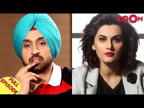 Diljit Dosanjh on sexist song lyrics Taapsee Pannu takes a