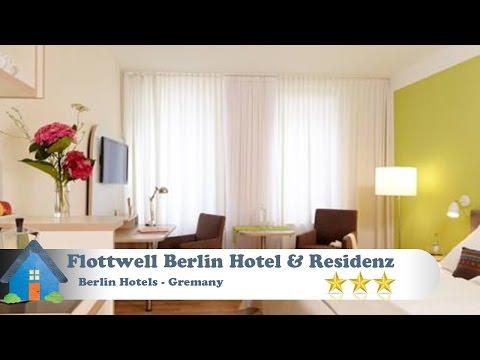 Flottwell Berlin Hotel & Residenz Am Park - Berlin Hotels, Germany