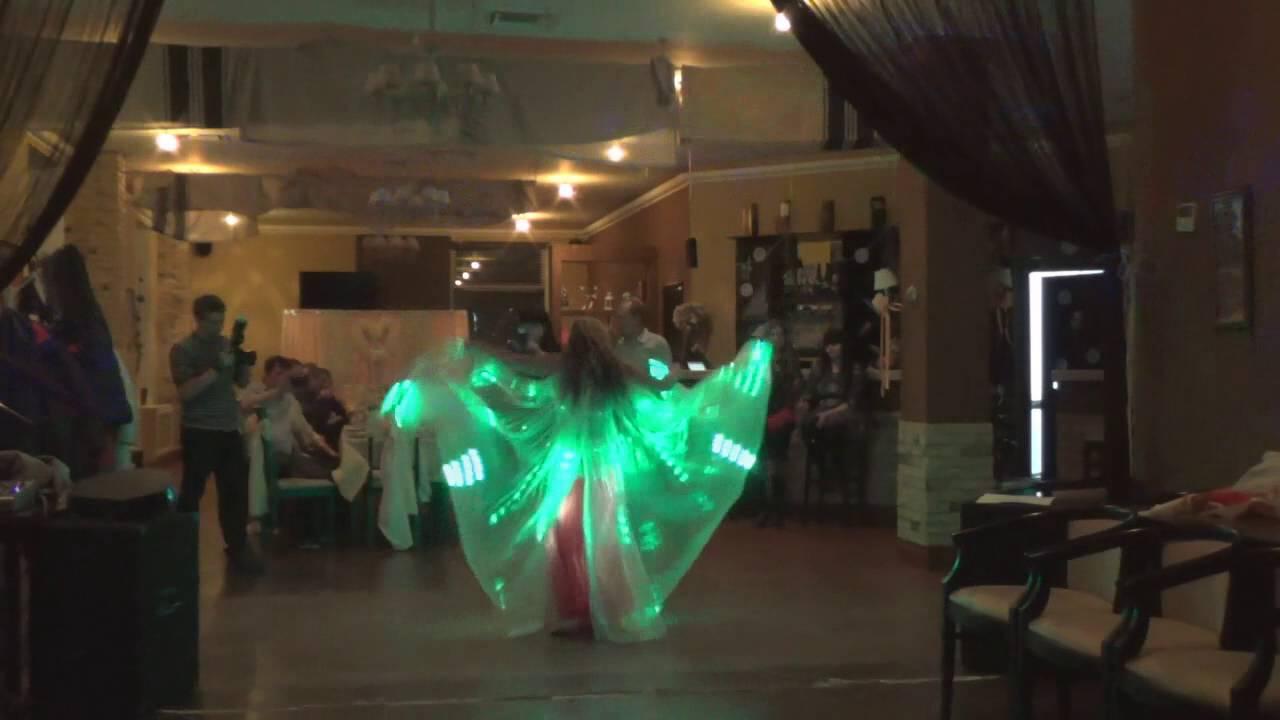 Танец на свадьбе восточный
