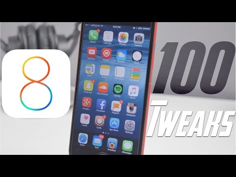 Top 100 Cydia Tweaks Compatible With iOS 8.4 & 8.3 TaiG and PP Jailbreak