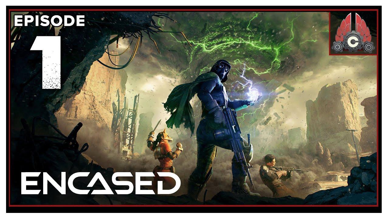 CohhCarnage Plays Encased - Episode 1