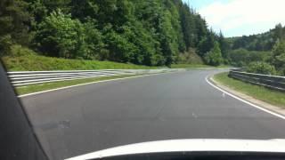 Alpina D3 Biturbo vs Skoda Octavia RS Nordschleife 28.05.2012 1/3