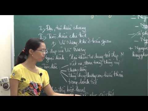 Chuyện người con gái Nam Xương - Cô : Trần Thị Vân Anh