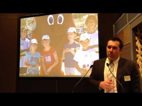 Steve Baldas - CEO Tennis SA and World Tennis Challenge