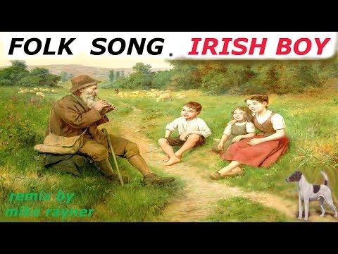 Best Folk Songs. Irish Boy. Sad Celtic Country Music. Old Films Movies of Ireland. Traditional Flute