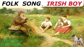 Best Folk Songs. Irish Boy. Sad Celtic Country Music. Old Films Movies of Ireland. Flute Piano 2015