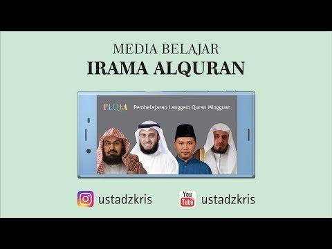 Belajar 7 Irama Al Fatihah Dan Alquran Melalui Flashdisk PLQM Ustadzkris