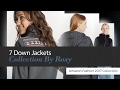 7 Down Jackets Collection By Roxy Amazon Fashion 2017 Collection