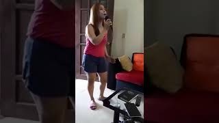 The Greatest Love of All - Karaoke Cover by Linda Canteros Video