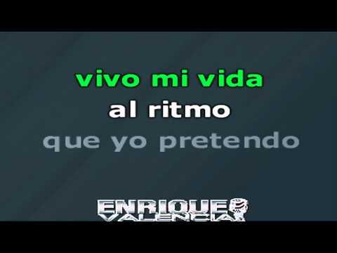 EL MUNDO ES MIO, Karaoke Jornaleros DTC