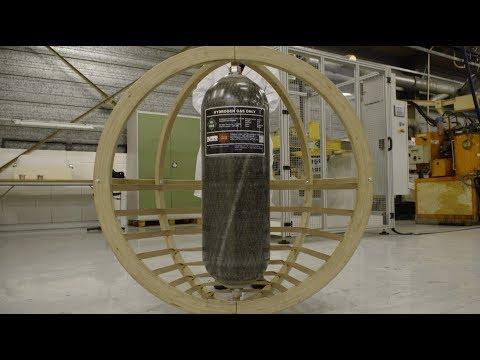 HIPHONE (High pressure tank for hydrogen storage)
