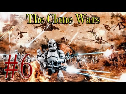 SW: The Clone Wars (Republic) #6- Hold them back!