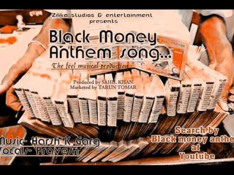 Chal Black Money La  !! Zilika & The Feel Production!! Harsh k Garg || Black Money Anthem Song