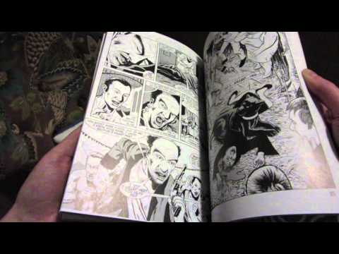 Top 5 Wednesday | Scary & Horror Graphic Novel Recommendations