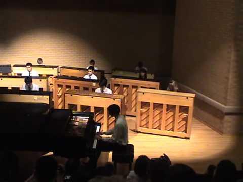 Denton Music Teachers Association - High School Ensemble (España Rhapsody)