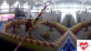 The Lewis Foundation Boost event Bounce 2017 New Official