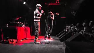Camp Lo - Black Nostaljack (Live Performance Seattle)