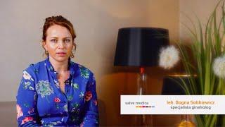 Poradnia Młodych Kobiet - Salve Medica Warszawa - dr Bogna Sobkiewicz
