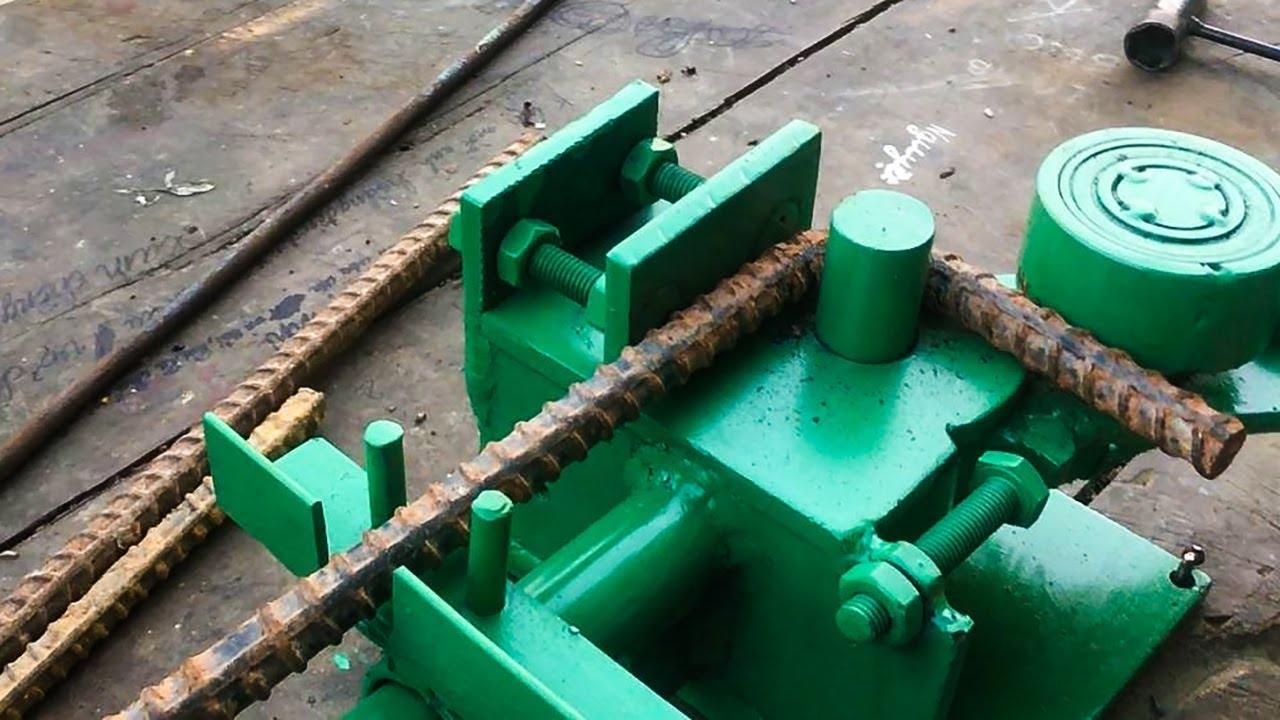 Bàn bẻ mỏ bẻ đai sắt thép xây dựng 2 trong 1   THIẾT BỊ CÔNG TRÌNH