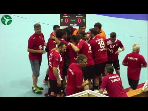 TURKEY - KOSOVO  25:24 (13:12) | 2nd IHF Men's Emerging Nations Championship, Bulgaria