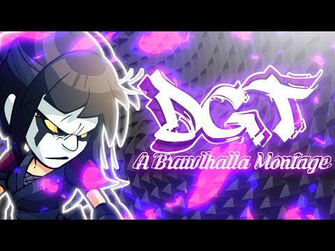Dr. Gud Times ~ Brawlhalla Montage (+CC Giveaway)