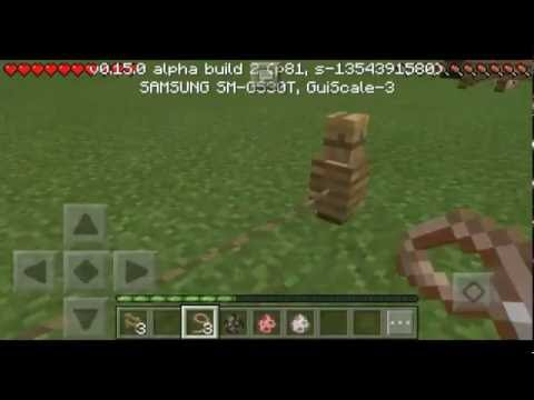 how to make a lead in minecraft. how to use and craft lead leash in minecraft pe make a
