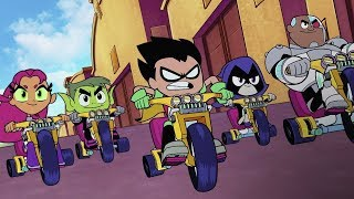 Teen Titans GO! To The Movies - Official Trailer #1