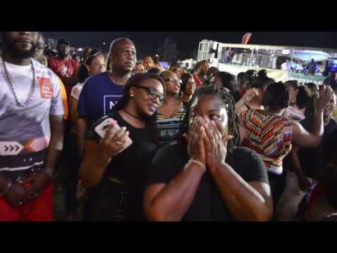 """Band Clash Champions """"Da BiG BaD XP Band""""  2017 St. Maarten Carnival"""