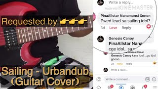 Sailing - Urbandub (Guitar Cover)