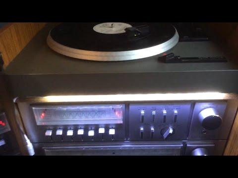 1983 Amstrad stereo tower unit.Depeche Mode