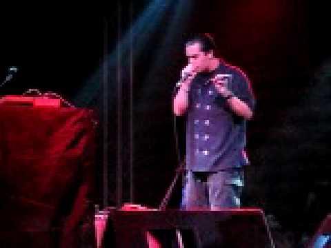 Mike Patton/Christian Fennesz live