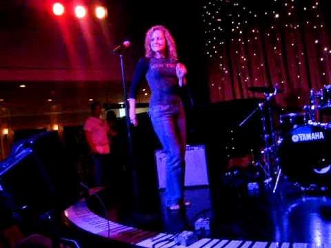 Michelle Gordon Karaoke 1