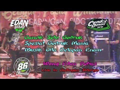 Musik Gila 86 - Gedruk Gancik Selo - Abah Lala - Trias Multimedia