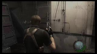 Resident Evil 4 HD Passando por 2 Gigantes