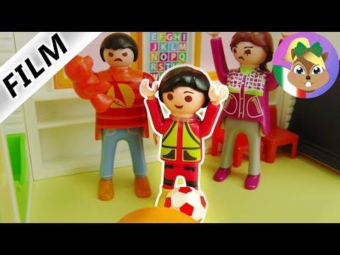 Playmobil Film: mamma e figlio scoperti a rubare! Julian Vogel torna all'asilo?