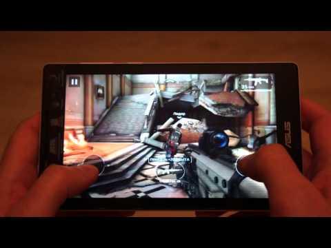 ASUS ZenPad C 7 0 Modern Combar 5 GamePlay