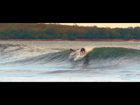 Check out the dream wave of Northern Nicaragua | Surfing Nahua