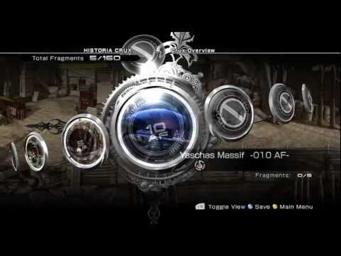 Final Fantasy XIII-2 - Historia Crux Trailer