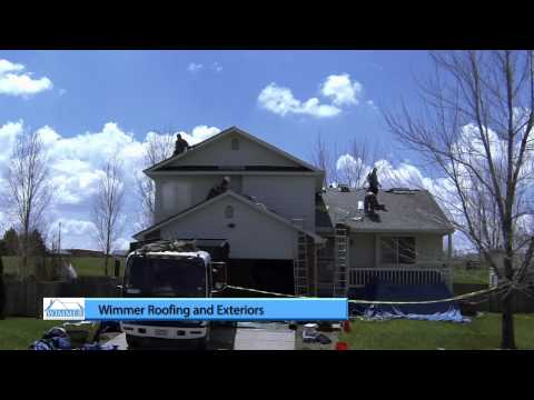 Wimmer Roofing Time Lapse   Duration: 32 Seconds.