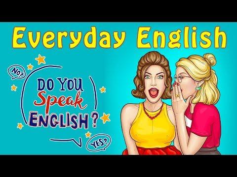 101 Topics for Everyday Life Conversations / Do you speak English?