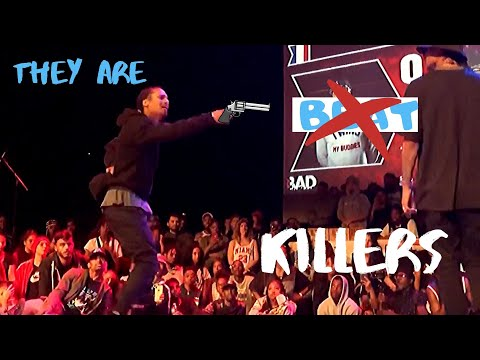 🔥 THEY ARE BEAT KILLERS | MAJID, ZYKO, KEFTON, BOUBOO, LAURENT (LES TWINS) | #danceproject